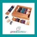 Caja de texturas