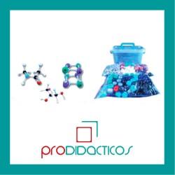 Kit para modelos moleculares